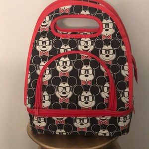 Mickey Mouse cooler lunchbox
